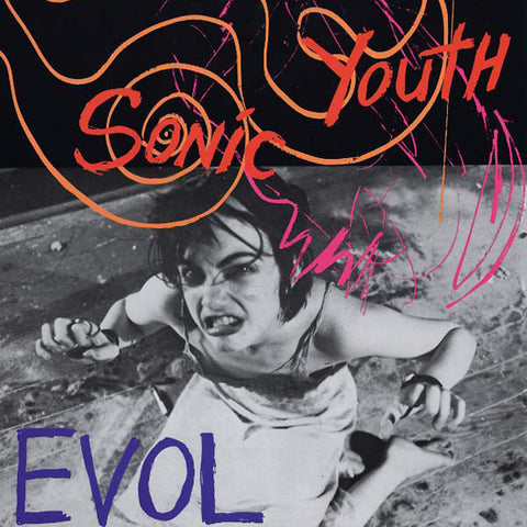 Sonic Youth - EVOL LP