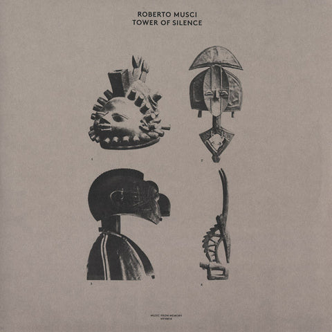 Roberto Musci - Tower Of Silence 2xLP