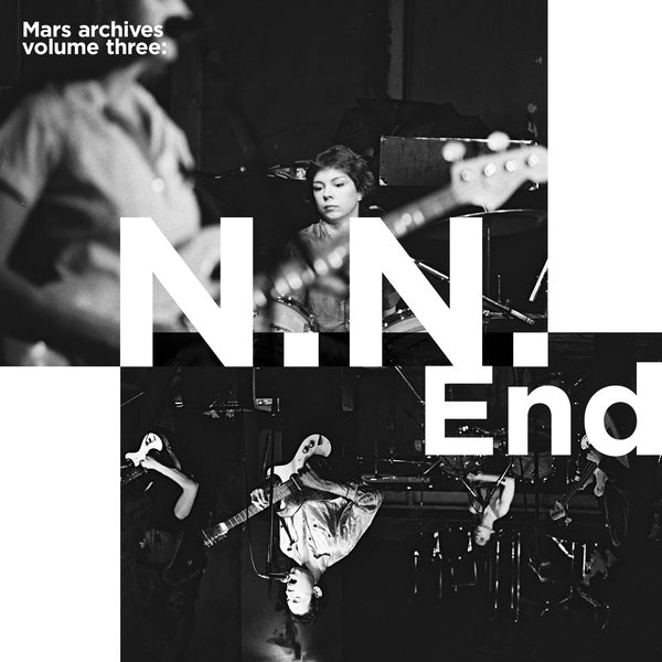 Mars - Mars Archives Volume Three: N.N. End LP