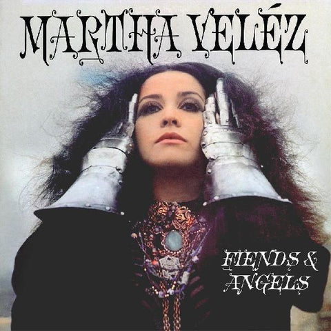 Martha Velez - Fiends & Angels LP