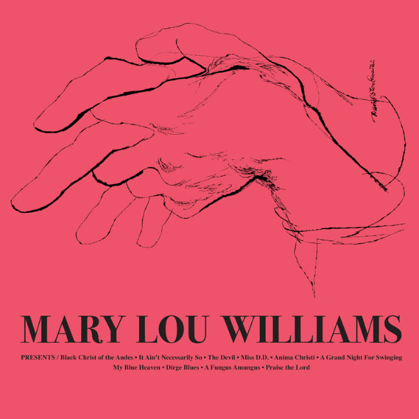 Mary Lou Williams - s/t LP