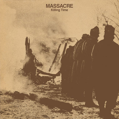 Massacre - Killing Time 2xLP