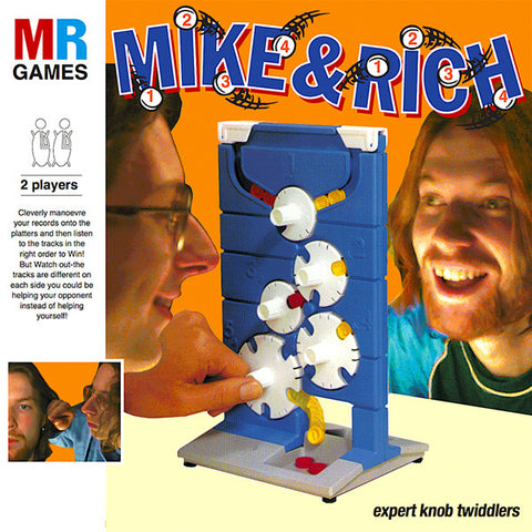 Mike And Rich - Expert Knob Twiddlers 3xLP