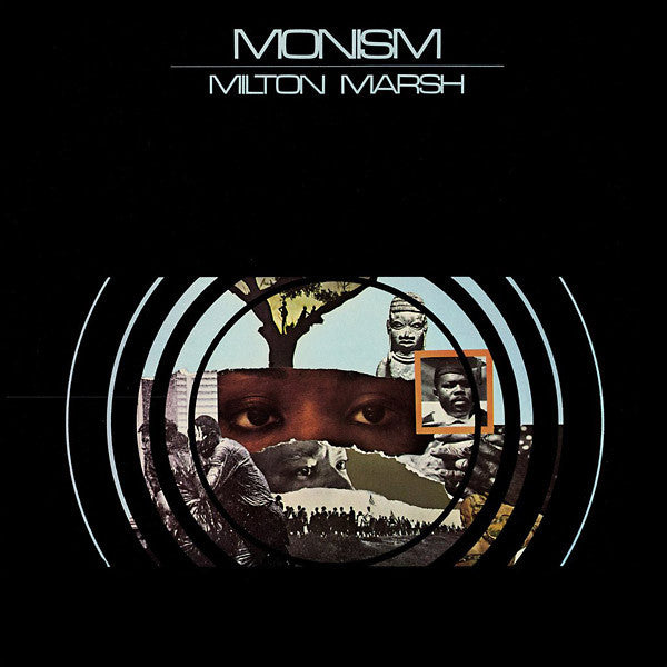 Milton Marsh - Monism LP