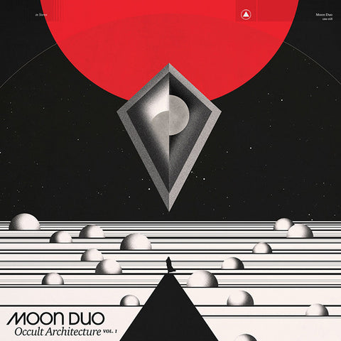 Moon Duo - Occult Architecture Vol. 1 LP