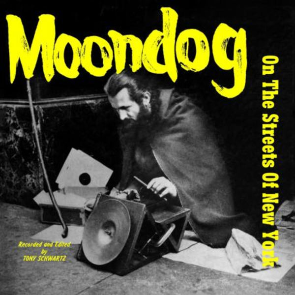 Moondog - On The Streets Of New York LP