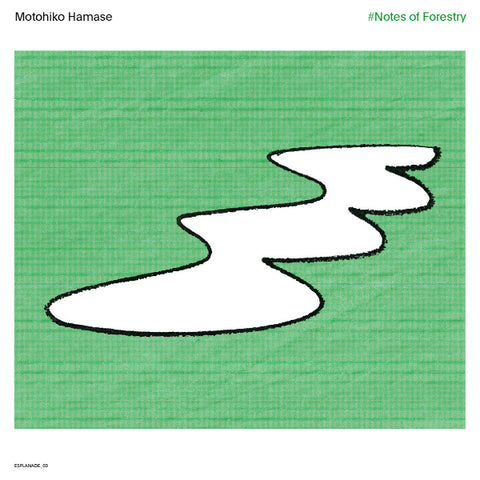 Motohiko Hamase - Notes of Forestry LP