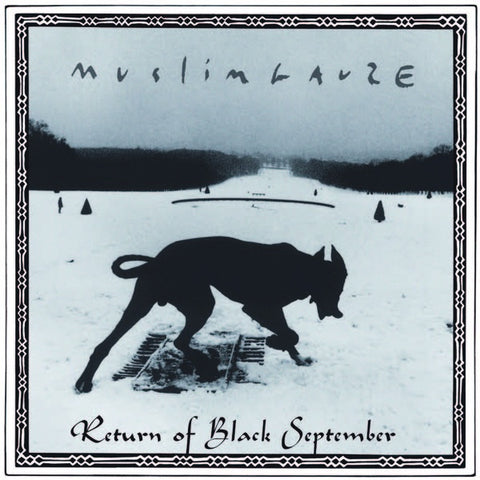 Muslimgauze - Return Of Black September 2xLP