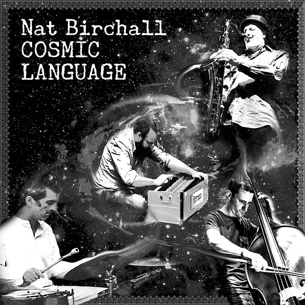 Nat Birchall - Cosmic Language LP