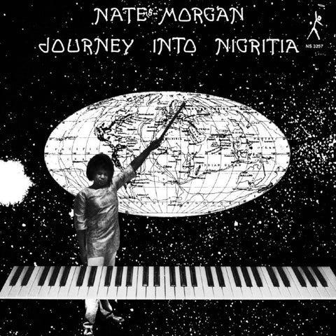 Nate Morgan - Journey Into Nigritia LP