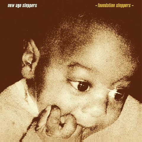 New Age Steppers - Foundation Steppers LP