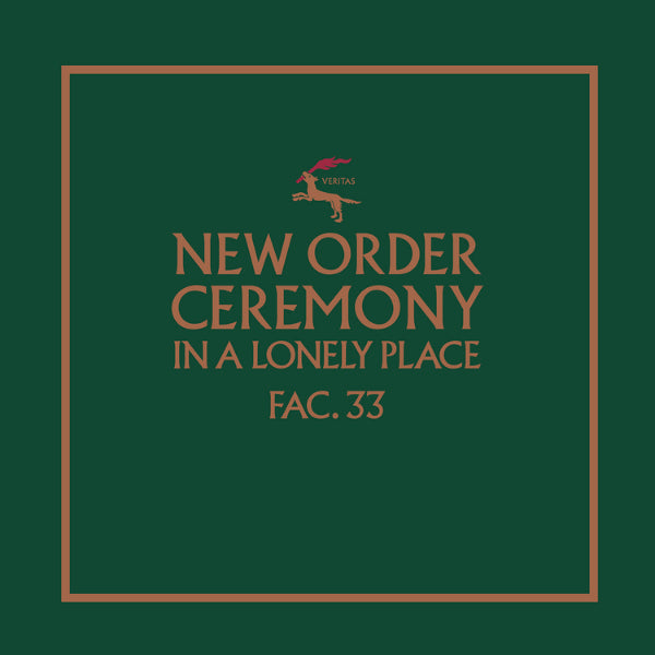 New Order - Ceremony (Version One) 12""