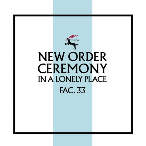 New Order - Ceremony (Version Two) 12""