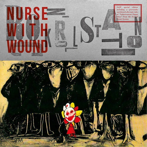Nurse With Wound - Rock 'N Roll Station 2xLP
