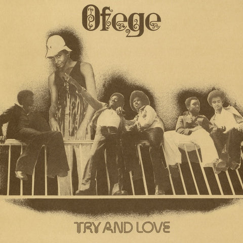 Ofege - Try And Love LP