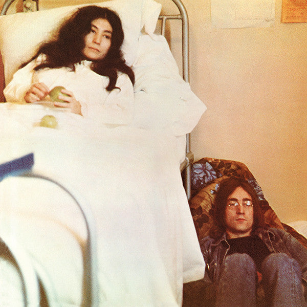 John Lennon/Yoko Ono - Unfinished Music No. 2: Life With The Lions LP