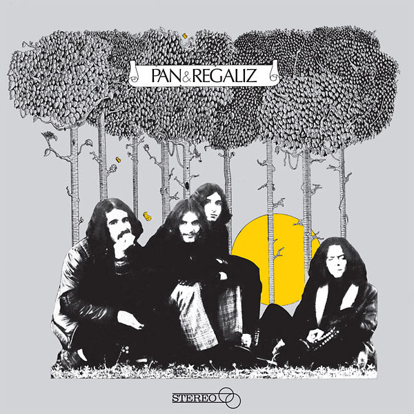 Pan & Regaliz - s/t LP