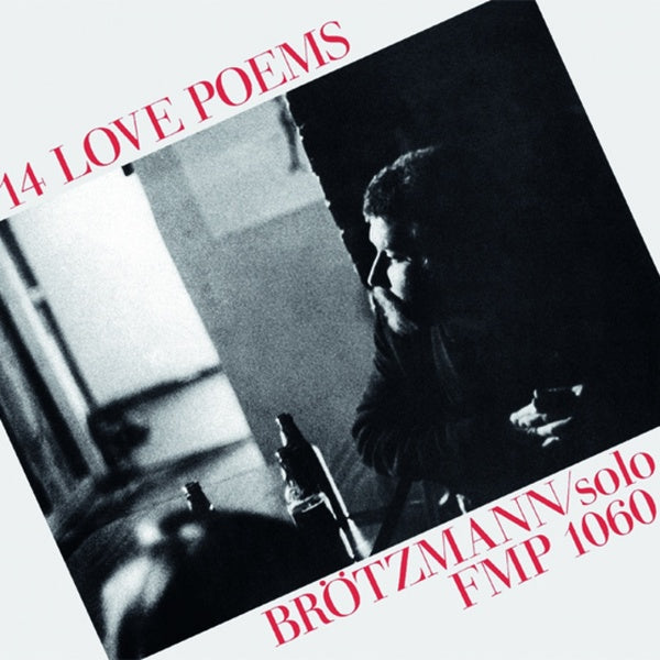 Peter Brotzmann - 14 Love Poems LP