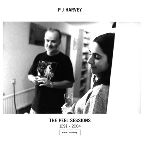 PJ Harvey - The Peel Sessions: 1991-2004 LP