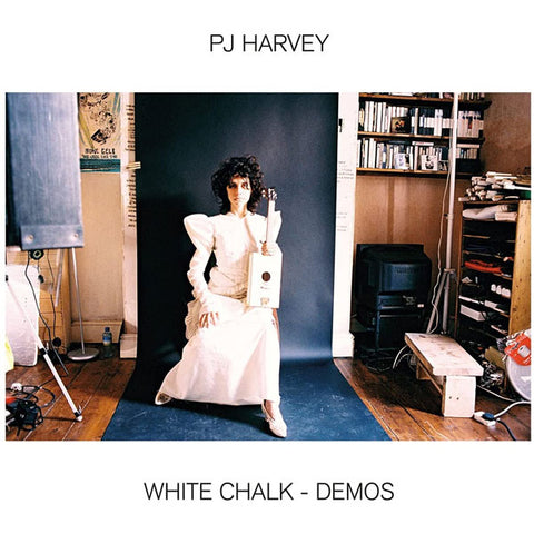 PJ Harvey - White Chalk Demos LP