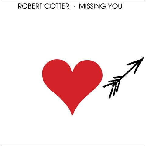Robert Cotter - Missing You LP