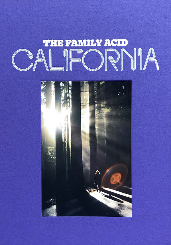 Roger Steffens - The Family Acid: California Book