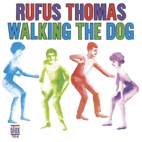 Rufus Thomas - Walking The Dog LP