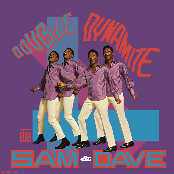 Sam & Dave - Double Dynamite LP