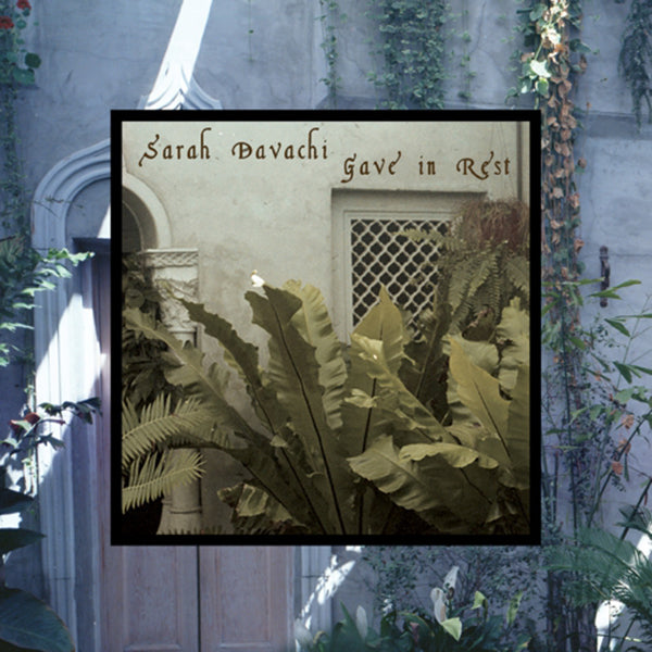Sarah Davachi - Gave In Rest LP