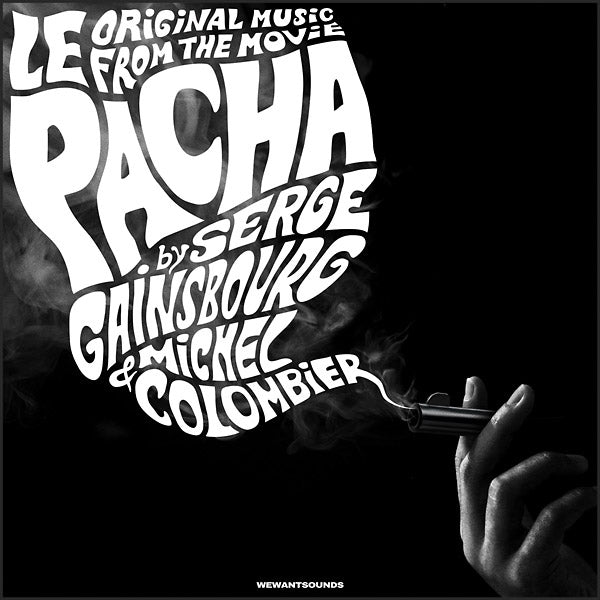 Serge Gainsbourg & Michel Colombier - Le Pacha OST LP