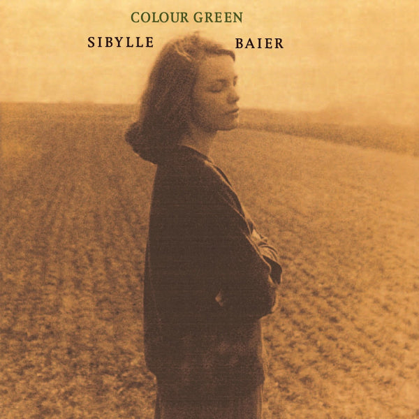 Sibylle Baier - Colour Green LP