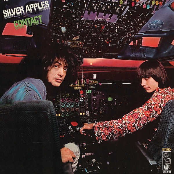 Silver Apples - Contact LP