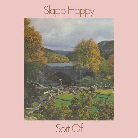 Slapp Happy - Sort Of LP+CD