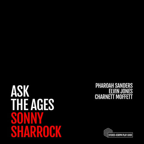 Sonny Sharrock - Ask The Ages 2xLP