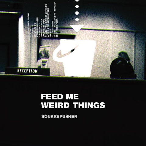 Squarepusher - Feed Me Weird Things 2xLP+10""