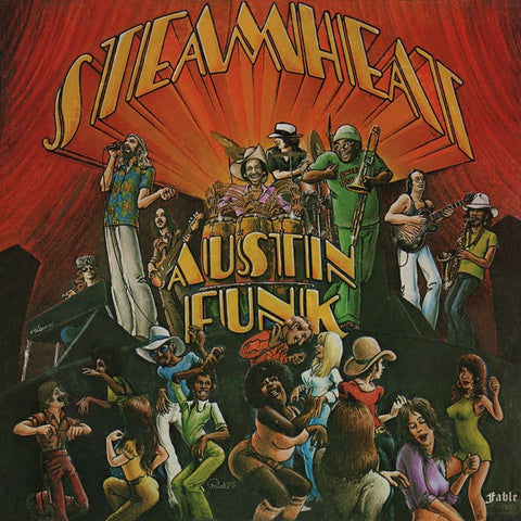 Steamheat - Austin Funk LP