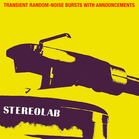 Stereolab - Transient Random-Noise Bursts With Announcements 2xLP