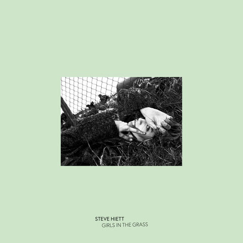 Steve Hiett - Girls In The Grass LP