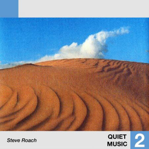 Steve Roach - Quiet Music 2 LP