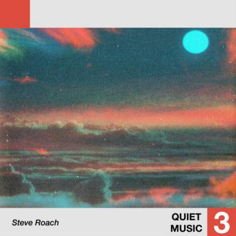 Steve Roach - Quiet Music 3 LP
