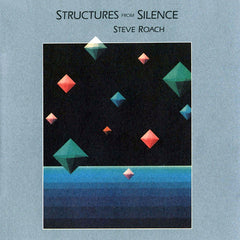 Steve Roach - Structures From Silence LP