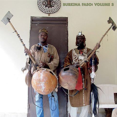 Various - Burkina Faso: Volume 3 LP