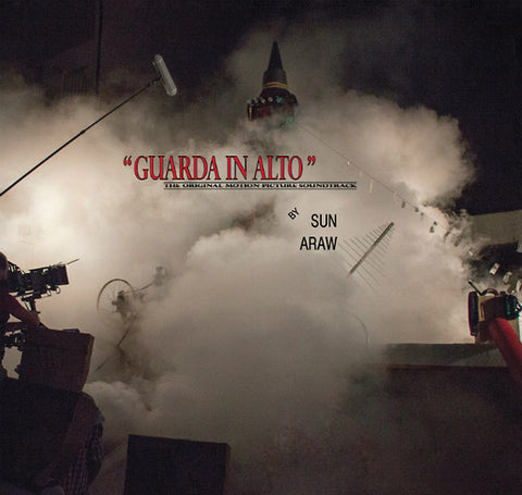 Sun Araw - Guarda In Alto OST 2xLP