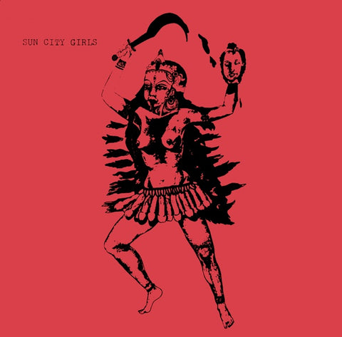 Sun City Girls - Dawn Of The Devi LP