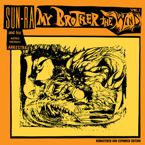 Sun Ra - My Brother The Wind 2xLP