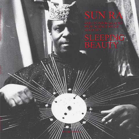 Sun Ra And His Intergalactic Myth Science Solar Arkestra - Sleeping Beauty LP