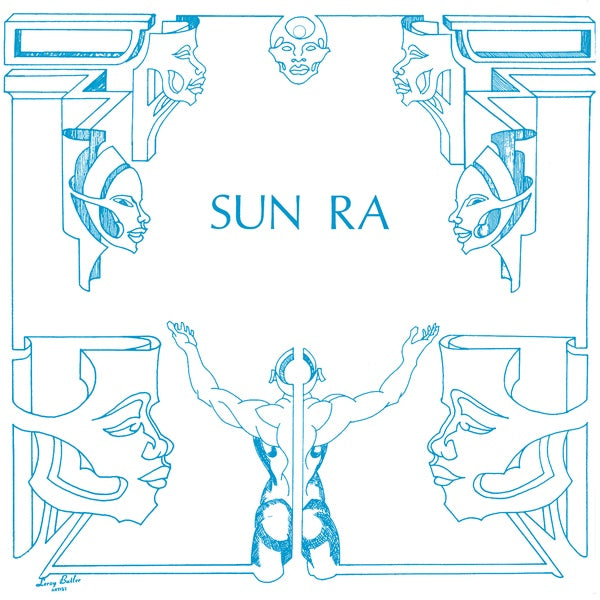 Sun Ra - The Antique Blacks LP