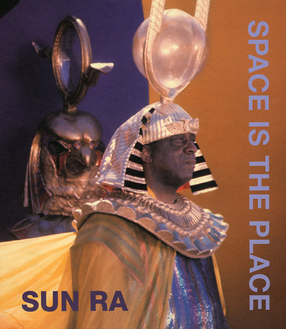 Sun Ra - Space Is The Place Book+DVD+CD