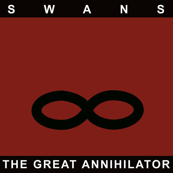 Swans - The Great Annihilator 2xLP