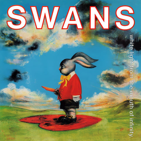 Swans - White Light From the Mouth Of Infinity 2xLP